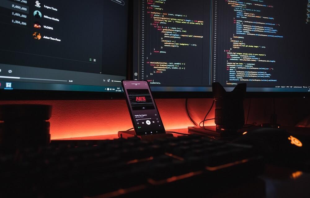 Softwareentwickler finden